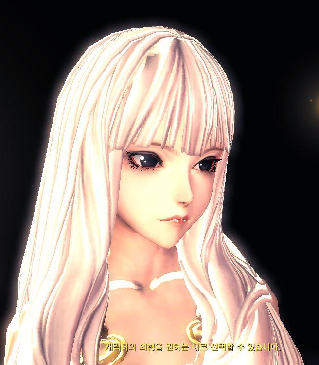 剑灵人女捏脸数据 傲娇粉红女郎人女捏脸数据