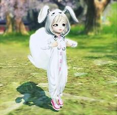 [패션왕] 꿈나라 흰토끼!
