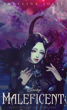 BGM有 : Maleficent