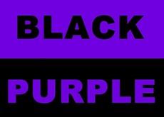 [♬] BLACKPURPLE