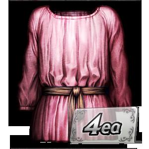 힘의 티셔츠 4개묶음-마법저항/스턴내성/홀드내성