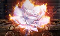 불타는 꽃